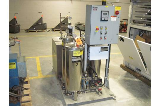Ebbco Inc  Package Filtration System ozone generation module