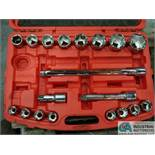 """3/4"""" CRESCENT WRENCH SET"""