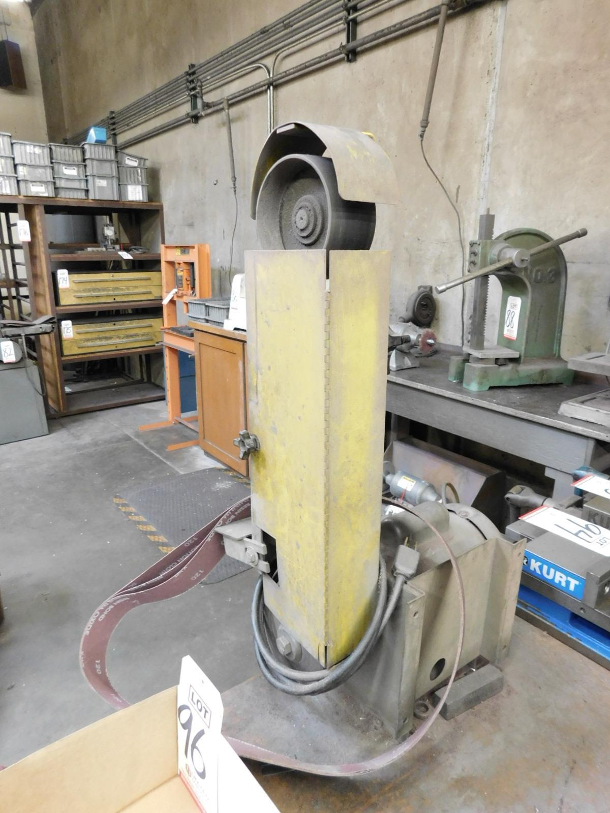 "KALAMAZOO 1/2 HP 2"" VERTICAL BELT SANDER - Image 2 of 2"