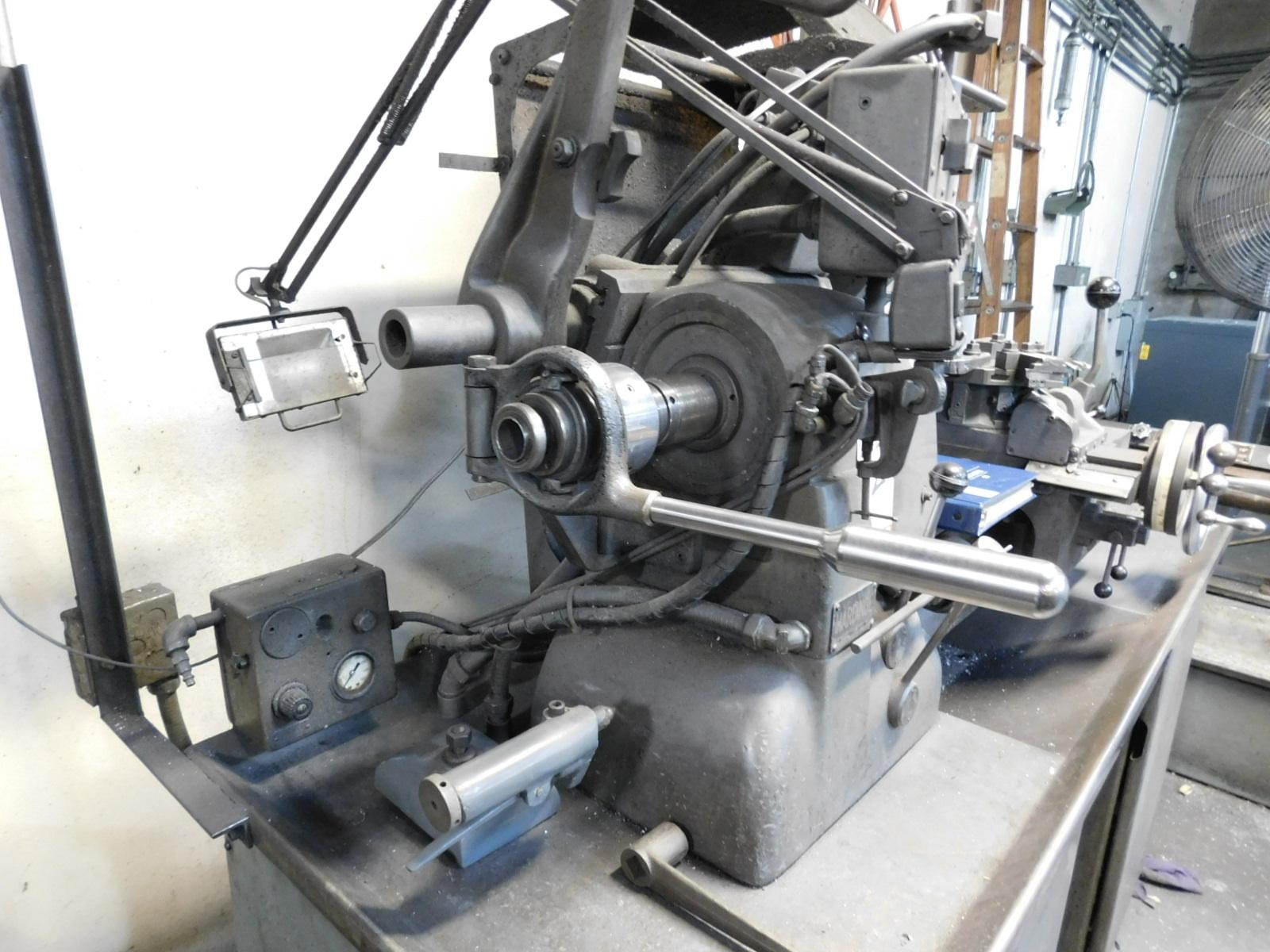 HARDINGE MODEL HC AUTOMATIC CHUCKING LATHE, S/N HC-4354-P - Image 7 of 8