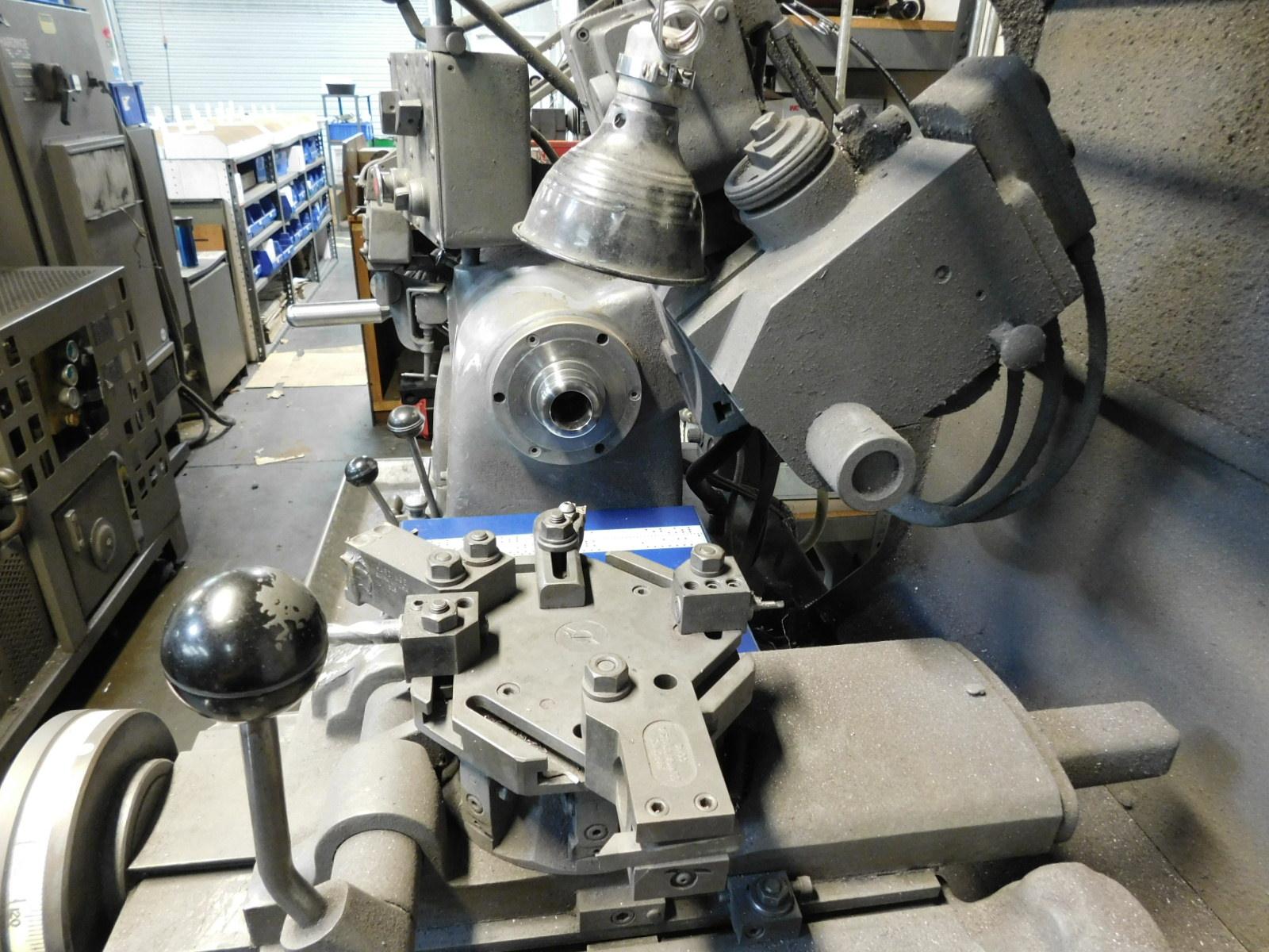 HARDINGE MODEL HC AUTOMATIC CHUCKING LATHE, S/N HC-4354-P - Image 2 of 8