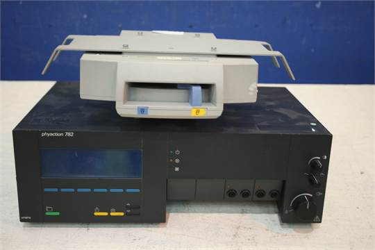 Phyaction 782 Autoclaveable Label Machine And Drager
