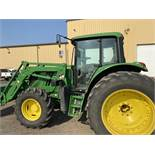 John Deere Tractor, Year 2014, Model 6125M, Condition: Excellent, Current Indicated Hours: 1,648,
