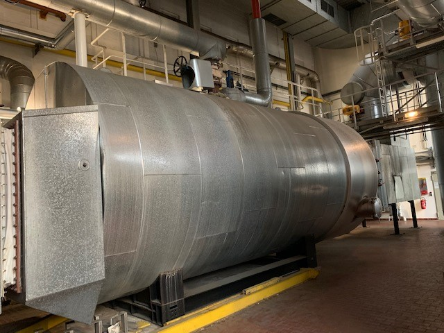 Lot 42A - Standard Kessel heat recovery system for emission