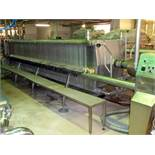 Seitz type OF 100. Stainless steel filter press. 332 m2 filtration area. 400 HL/Hr. 200 pcs of