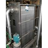 W Schmidt type Sigma 37SBV. stainless steel plate heat exchanger Max. working pressure 6 bar at a