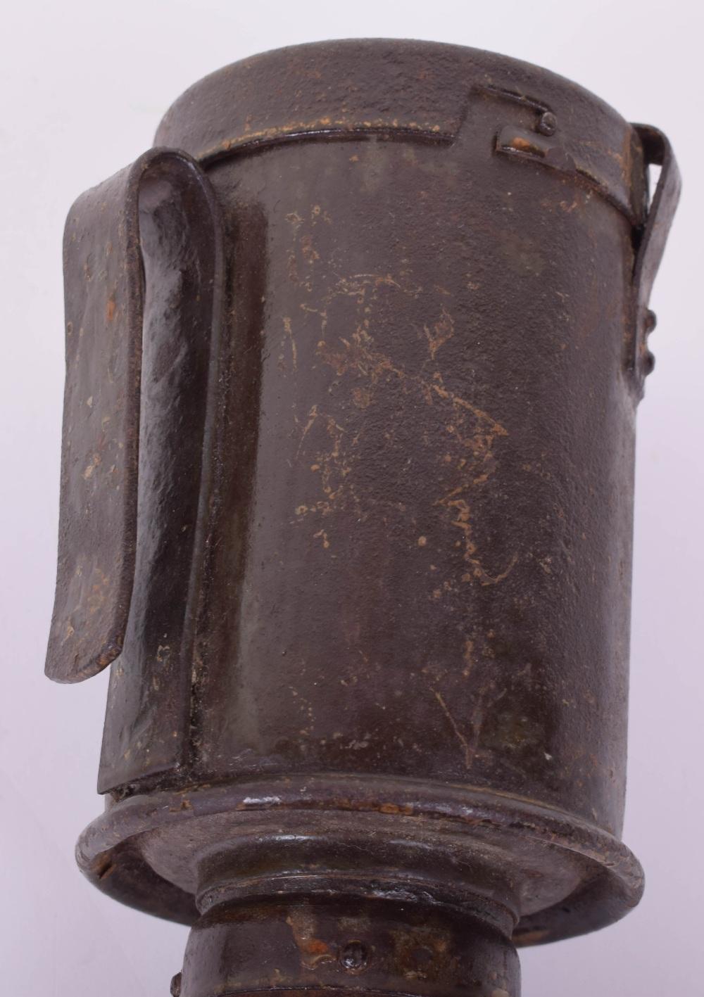 Lot 502 - Inert WW1 German Model 1916 Stick Grenade