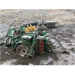 1999 RANSOMES JACOBSEN 7 GANG SINGLE AXLE TOWBALE MOWER *NO VAT*