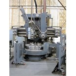 "VERTICAL BORING MILL, SUMMIT 60"", 57"" table w/(4) boring mill jaws, 65"" swing, 17,500 lb. load,"