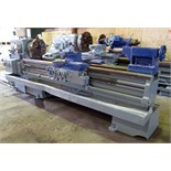 "ENGINE LATHE, LODGE & SHIPLEY 20"" X 54"", Mdl. AVS-2013, 20.5"" sw. over bed, 13.5"" sw. over"