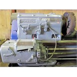 "HEAVY DUTY ENGINE LATHE, MONARCH 37"" X 108"", Mdl. 32NN, 37.5"" sw. over bed, 108"" dist. btn. centers,"