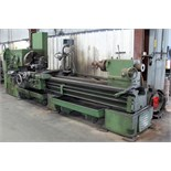 "HEAVY DUTY ENGINE LATHE, LEBLOND 32"" X 96"", Mdl. 3220, 32""sw. over bed, 96""dist. btn. centers, 3."