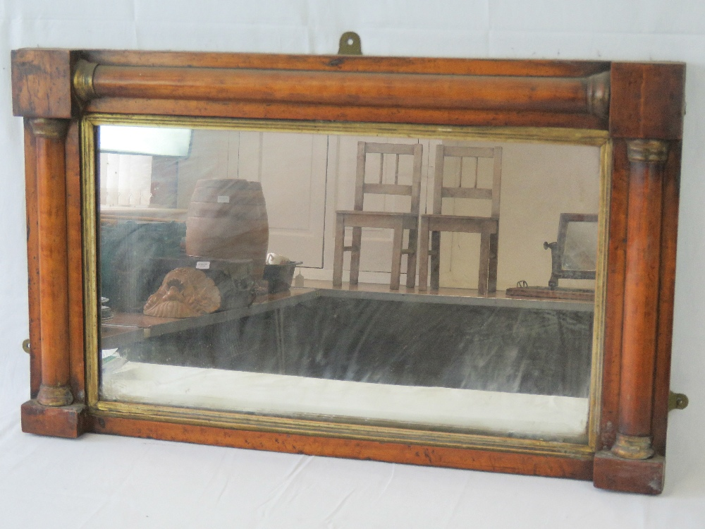Lot 752 - A 19th century architectural overmantle