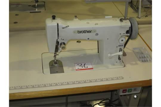 40 BROTHER MOD TZ40B40 ZIG ZAG SEWING MACHINE SN F58404040720 Cool Brother Zig Zag Sewing Machine