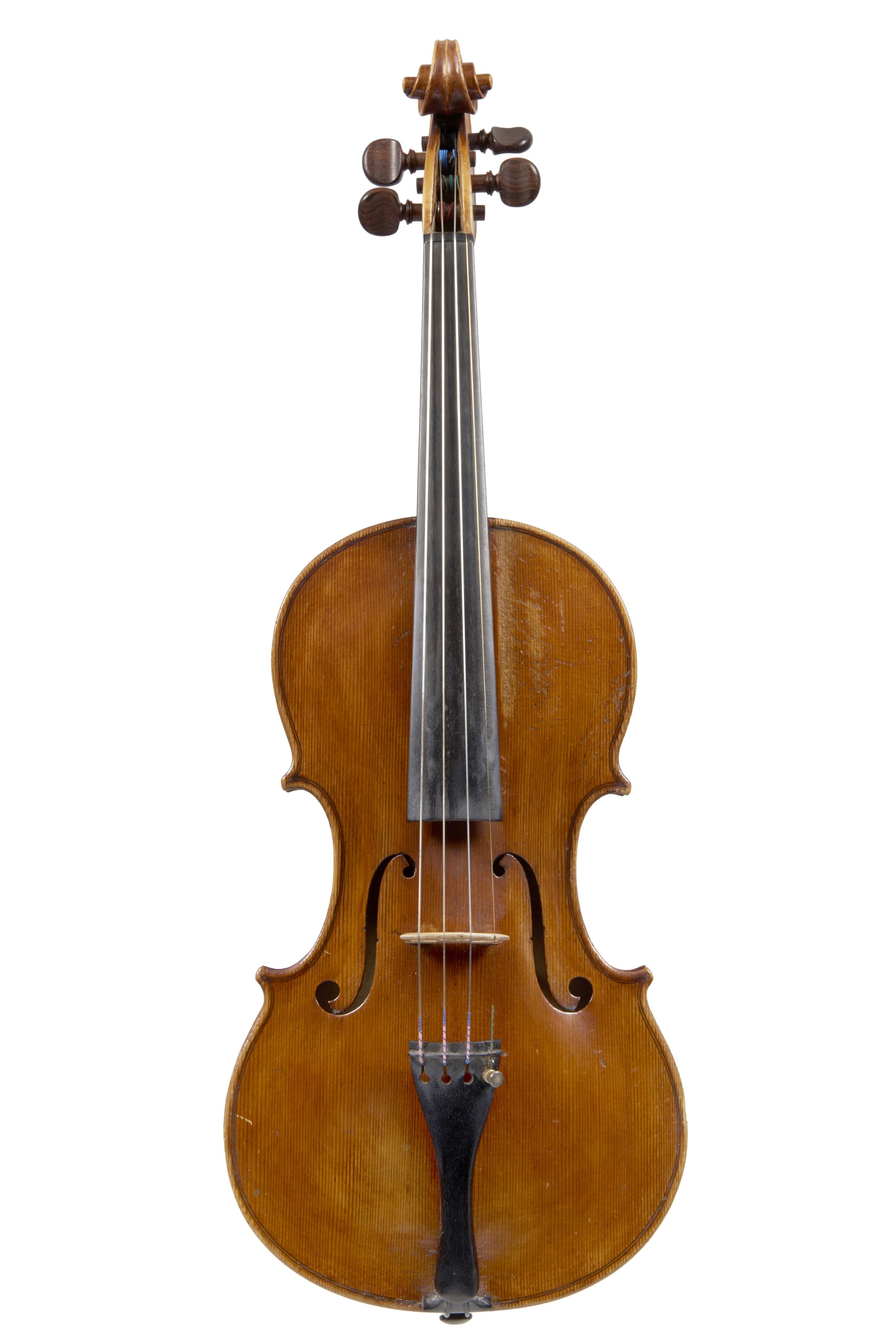 PROBABLY BY GIUSEPPE SGARBI (b Finale Emilia, 1818; d Modena, 1905) A VIOLIN MODENA SECOND HALF OF - Image 2 of 3