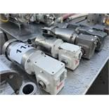 Gearmotors