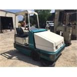 Tenant Model 6500 Lp fuel Floorsweeper (Everything works)