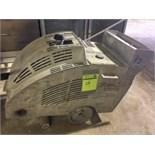 Soff-Cut GX-4000 walk behind, concrete saw. gas, serial #0459, 20 hp Honda, 2476 hours listed)