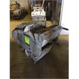 2005 Soff-Cut Paver X-5000 walk behind concrete saw, #1049, 27 hp,