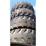 4 Bobcat Skidloader Tires. Guard Dog HD 12-16.5. 2 decent. 2 not so decent. Sells as 1 set. Bobcat..