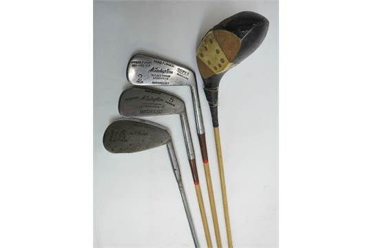 dating vintage golf clubs