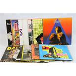 """Vinyl - Collection of 20 x mainly Punk & New Wave vinyl 12"""" Sigles & LP's to include The Police -"""