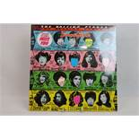 Vinyl - The Rolling Stones Some Girls LP sealed and unopened original release with original 'Miss