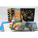 Vinyl - Collection of 16 x Jimi Hendrix vinyl LP's to include Electric Ladyland (Polydor 2657012)