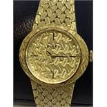 ROLEX WATCH 14ct GOLD 585