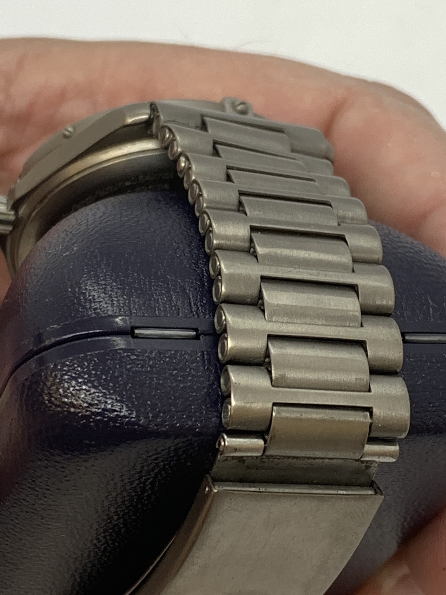 BREITLING TITANIUM WATCH A/F - Image 8 of 15