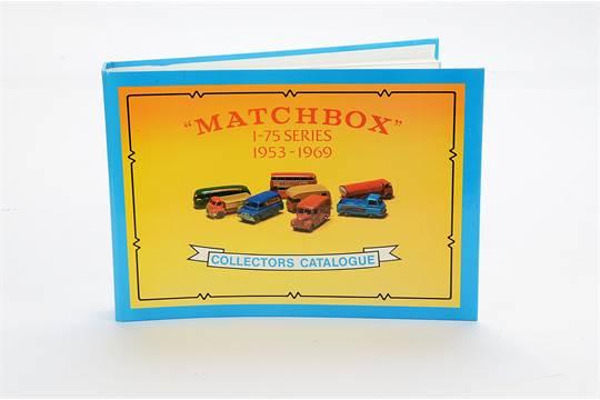 Matchbox Collectors Catalogue, Matchbox 1-75 series 1953