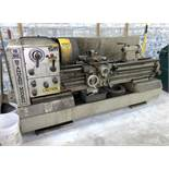 """Standard Modern Lathe, 16""""Diameter Swing, 60"""" Between Centers, Inch and Metric Threading, 40 to 2000"""