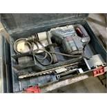 Bosch Mdl. 3611B64011 Hammer Drill Case (All Items MUST be Removed by Thursday, December 19, 2019.