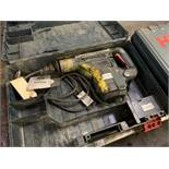 Bosch Hammer Drill with Case (All Items MUST be Removed by Thursday, December 19, 2019. Buyer is
