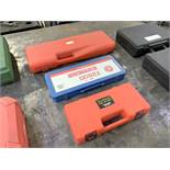 Lot with (3) Crimping Tools and Cases including a JT Series Mechanical, ElPress T2600 and Central