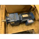 SEW RF47 DRN80M4 EuroDrive (All Items MUST be Removed by Thursday, December 19, 2019. Buyer is