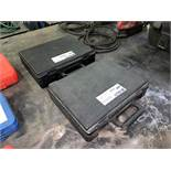 Lot with (2) Brady BMP21 Plus Label Printers with Cases (All Items MUST be Removed by Thursday,