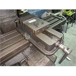 """Lock-Tight Milling Machine Vise, 6"""" Jaws (All Items MUST be Removed by Thursday, December 19,"""