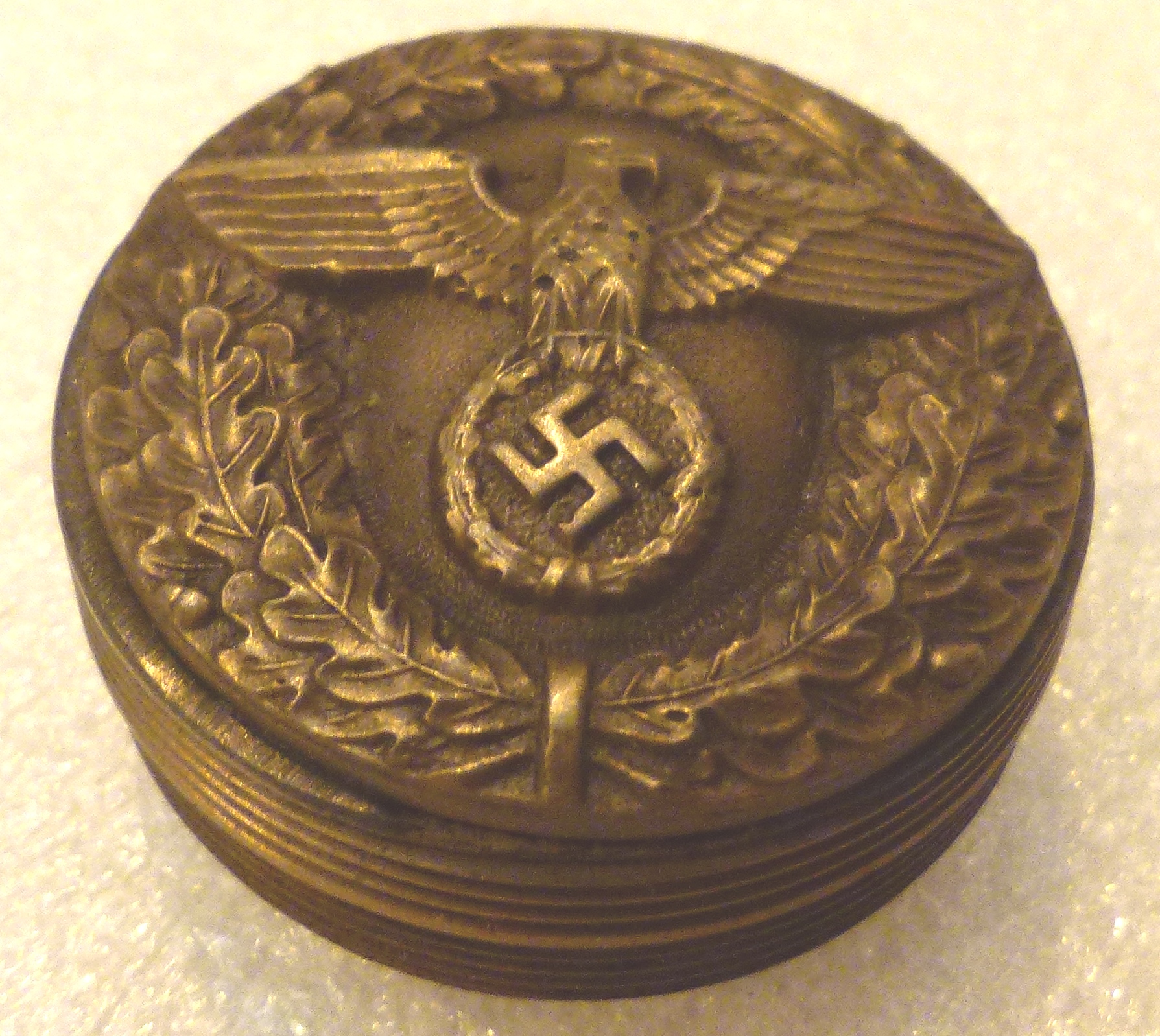 Beautiful 1815 Waterloo Medal Snuff Mull.... Military ... |Snuff Army