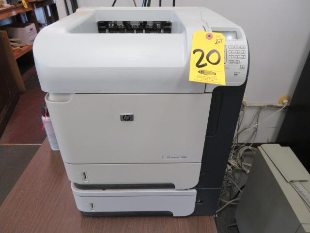 HP LASER JET P4015X PRINTER