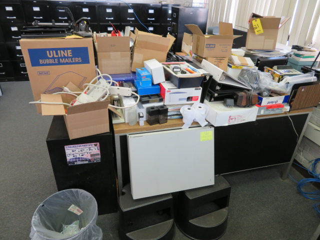 ASSORTED OFFICE SUPPLIES - Image 2 of 2