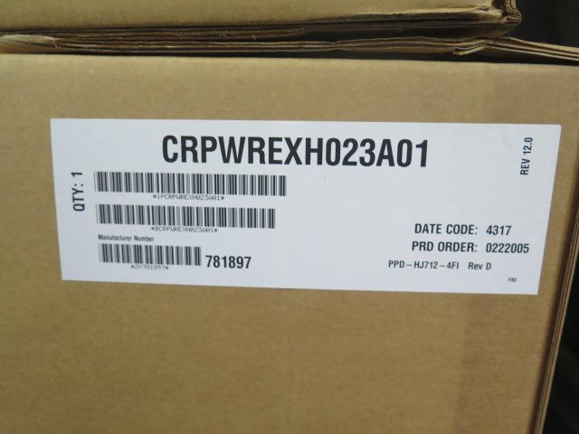 Lot 12 - CRPWREXH023A01 Economizer Unit