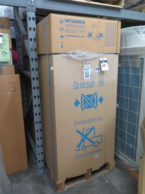 Lot 39 - Mitsubishi VRF Series PUHY-P120TJMU-A 10 Ton Heat Pump (Outdoor Unit)
