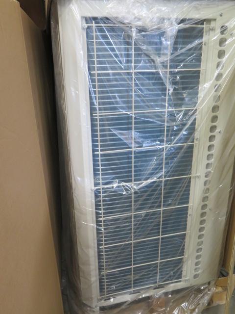 Lot 37 - Mitsubishi VRF Series PUHY-P144TJMU-A-BS 12 Ton Heat Source Air Conditioner – Outdoor Unit 208/