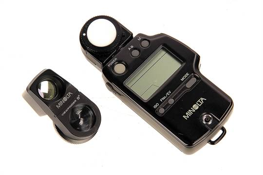 minolta auto meter ivf manual best setting instruction guide u2022 rh ourk9 co Minolta Flash Meter III Minolta Flash Meter III