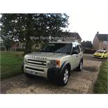 LAND ROVER DISCOVERY TDV6 GS (2008 MODEL) *7 SEATER*