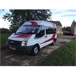 FORD TRANSIT 115 T300 MWB MINI BUS *12 SEATER* 2011