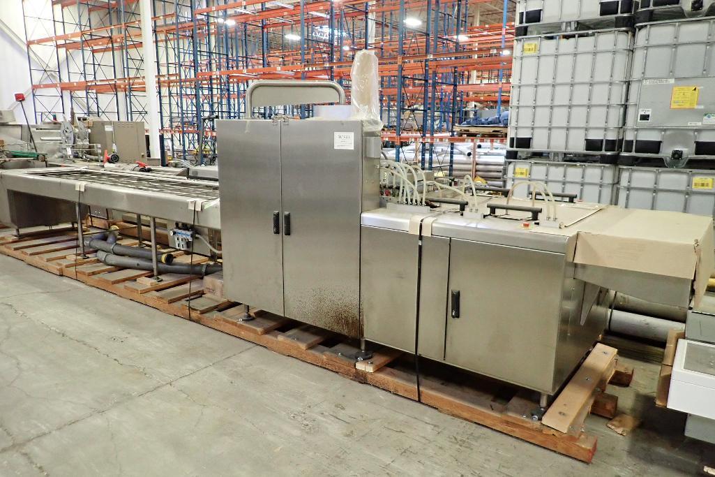 Lot 51 - 1999 Meca blister pack machine , Model 2005, SN 1159 **Rigging FEE: $350 **
