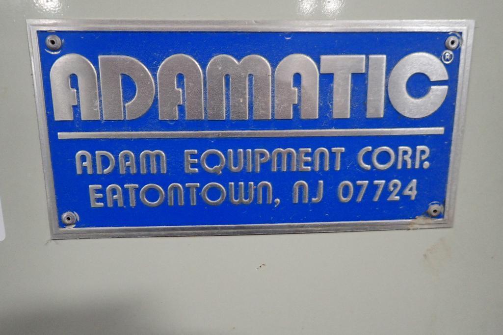 Lot 8 - Adamatic ADR 2 Kaiser roll line, Adamatic divider, Model ADR 2, SN 2022 SR, 20 in. dia hopper, 2 lan