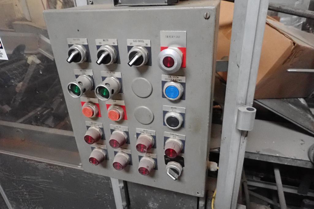 Lot 37 - APV Douglas case erector, Model C0BS-30, SN M-2020, **Rigging FEE: $200 **